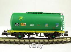 10x Graham Farish 373-775A BP TTA tank wagons
