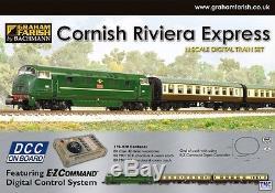 370-070 Graham Farish N Gauge Cornish Riviera Express Digital Train Set