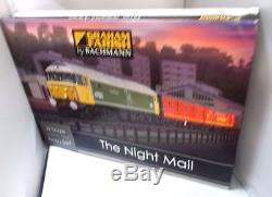 370-130 Graham Farish The Night Mail Train Model Train Set N Gauge New