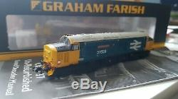 370-375 FARISH CLASS 37 424 / 558 Avro Vulcan Large Logo DRS DCC sound fitted