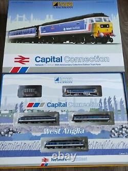 370-430 Graham Farish N Gauge Capital Connection DCC FITTED train set railway