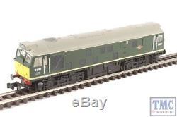 371-085A Graham Farish N Gauge Class 25/1 D5177 BR Green