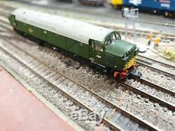 371-185 DCC Sound Farish N Gauge Class 40 D338 Br Green Syp Esu Lsmicro V5