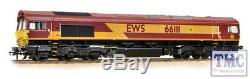 371-384A Graham Farish N Gauge Class 66 66111 EWS