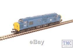 371-450A Graham Farish N Gauge Class 37/0 37041 BR Blue Split Headcode