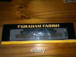 371-455 Graham Farish Class 37/0 #37251 in BR Blue Livery DCC Fitted Weathered