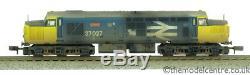 371-466Z Graham Farish N Gauge Class 37/0 37027 Loch Eil Heavily Weathered