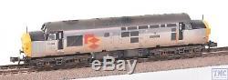 371-470 Graham Farish N Gauge Class 37 Split Headcode 37068 Grainflow Weathered