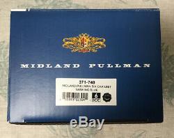 371-740 Graham Farish N Gauge Midland Pullman 6 Car Train Pack Set Nanking Blue
