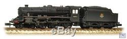 372-139 Graham Farish N Gauge Class 5 45206 BR Lined Black Early Emblem