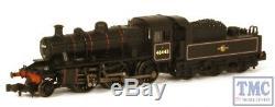 372-628 Graham Farish N Gauge Ivatt Class 2MT 2-6-0 46443