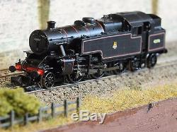372 751 N Gauge Farish Fairburn Tank Br Black Ee Dcc Sound Oil Lamps Firebox