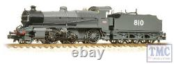 372-933 Graham Farish N Gauge N Class 2-6-0 810 SECR Grey