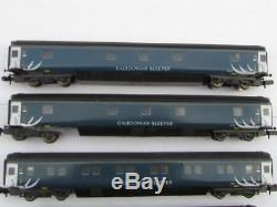 5x Graham Farish Caledonian Coaches / Sleepers Mk2 Mk3 N Gauge Buy It Now