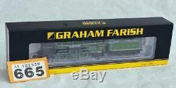 #665 Graham Farish N Gauge 372-385 A2 525 A. H. Peppercorn LNER Apple Green NEW