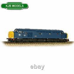 BNIB N Gauge Farish 371-184 Class 40 Disc Headcode 40012'Aureol' BR Blue Loco
