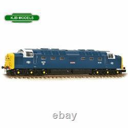 BNIB N Gauge Farish 371-288 Class 55 55015'Tulyar' BR Blue Loco