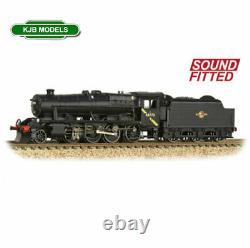 BNIB N Gauge Farish 372-163DS DCC SOUND Fitted LMS Stanier 8F 48773 BR Black LC