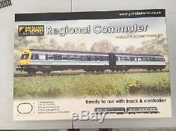 Bachmann Farish 370-280 The Regional Commuter Train Set Mib
