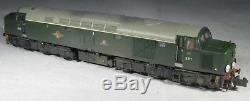 Bachmann Farish N Gauge New tool class 40, BR Green, pro-weathered