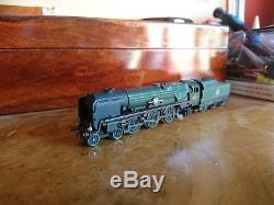 Bachmann Graham Farish SR BR rebuilt Merchant Navy N Gauge steam locomotive