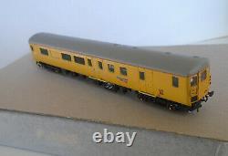 Bachmann/farish Mk2, Dbso Network Rail, With Crew, Very Nice Model, DCC Ready