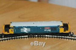 Bachmann/graham Farish 370-048'the Highlander' DCC Onboard N Gauge Train Set