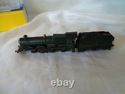 Castle Class'Earl of Dunraven' GWR loco. N gauge. 372-030 weathered by TMC