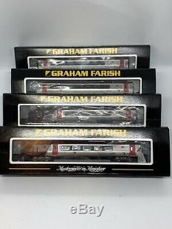 DCC Fitted Graham Farish N Gauge Cross Country Voyager 4 Car Class 220
