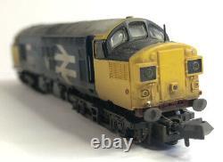 DCC Sound Graham Farish Class 37/0 Diesel 37027 Loch Eil BR Blue (limited ed)