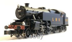 DCC Sound and lights fitted Graham Farish 372-750 LMS Fairburn Tank 2691 Black