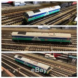 Dapol Gaugemaster N gauge Class 66 Barton Aggragates Dcc Fitted Very Rare