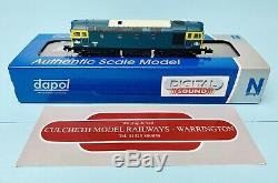 Dapol'n' 2d-001-000 Class 33/0 Br Blue'33030' DCC Digital Sound Fitted Loco