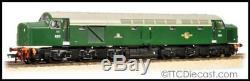 FARISH 371-180 Class 40 D211'Mauretania' BR Green Indicator Discs