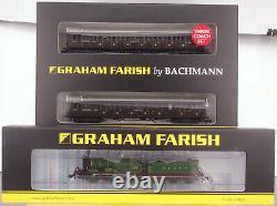 FARISH 372-775/374-910 Class C Locomotive and Birdcage Coach Set NEW