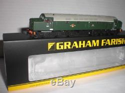 FARISH N GAUGE CLASS 40 SOUND ON BOARD D211 GREEN see details Dapol compatable