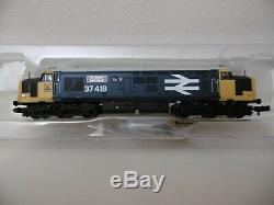 Farish 370-048 Class 37 37418 BR Blue Large Logo An Comunn Gaidhealach New