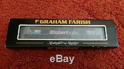 Farish 371-391 Stobart Rail Class 66 Locomotive 66411 DCC Fitted