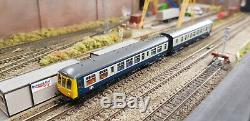 Farish 371-877 BR Blue/Grey Class 108 2-Car DMU