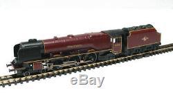 Farish 372-178 Class 8P 46229 Duchess Of Hamilton & tender in BR maroon NMIB
