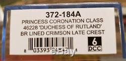 Farish 372-184A PRINCESS CORONATION CLASS 46236'DUCHESS OF RUTLAND