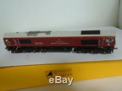 Farish, Bachmann, Class 66743 Belmond Royal Scotsman, DCC 6 Pin Ready Repaint