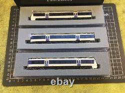 Farish Class 168/1 3 Car Clubman DMU Chiltern Railways 371-435 Boxed