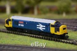 Farish Class 37 37418 BR Blue Large Logo An Comunn Gaidhealach DCC Fitted