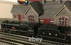 Farish LMS Royal Scots Fusilier 6103 in 1946 black livery