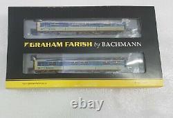 Farish N 371-329 Class 150/2 2 Car DMU 150247 BR Sprinter Weathered DCC ReadyNew