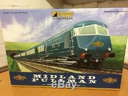 GRAHAM FARISH 370-425 Midland Nanking Blue Pullman 6 car train Collectors Pack