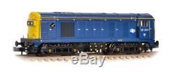 GRAHAM FARISH 371-037 1148 N SCALE Class 20 20205 BR Blue