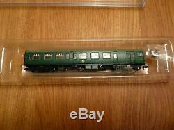 GRAHAM FARISH 372-676 4CEP 4 Car EMU 7126 SR MULTIPLE UNIT GREEN DCC READY