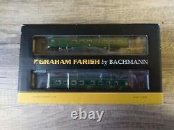 GRAHAM FARISH 372-676 4CEP Four Car EMU 7126 SR Green with Warning Panels